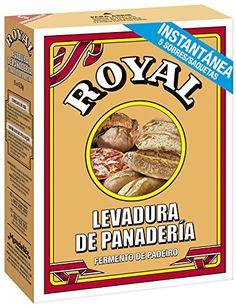 1,49€ - Royal levadura en polvo(e 27, 5 g.peso neto: 5 x 5, 5 g = 2)
