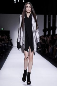 Ann Demeulemeester Spring Summer Ready To Wear 2013 Paris