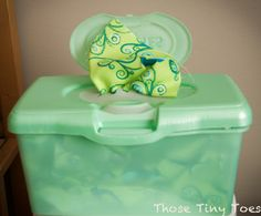 Those Tiny Toes : DIY Toddler Toy