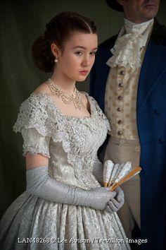 Lee Avison - Art (Page of Victorian Fashion, Vintage Fashion, Vintage Dresses, Vintage Outfits, Lace Dress, Dress Up, Old Fashion Dresses, Fashion History, Beautiful Dresses