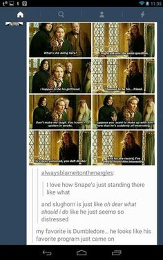 26 Funniest Things Tumblr Has Ever Said About Harry Potter - some of these made me LOL.