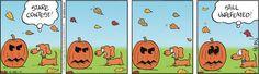 Drabble Comic Strip, October 28, 2014 on GoComics.com