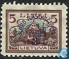 1924 - Lithuania - War Orphans