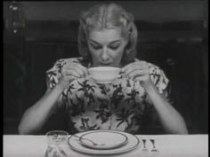 "Enjoy this Video, ""Table Manners"" (1947)"