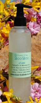 BooBoo Juice aloe vera with essential oils for rashes wounds bruises acne scars eczema dermatitis shingles