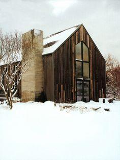 modern barn, by Francis D´Haene