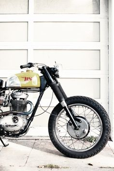 """""""People are like Motorcycles: each is customized a bit differently."""""""