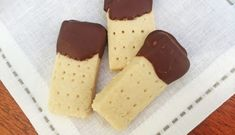 Pamela's has set the standard in gluten-free foods since Chocolate Dipped, Chocolate Cookies, Melting Chocolate, Scottish Shortbread Cookies, Shortbread Recipes, Gluten Free Cookie Recipes, Gluten Free Cookies, Gluten Free Chocolate, Chocolate Recipes