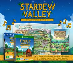 Stardew Valley Collector's Edition - EB Games Australia