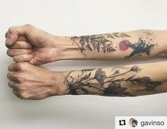 """4,829 Likes, 19 Comments - NADi (@tattooer_nadi) on Instagram: """"Thank you for the great pic!!! 🙏🏻 ,"""""""