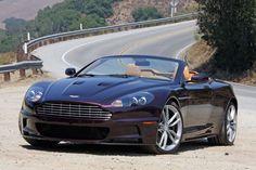 Aston Martin DBS   Aston Martin DBS Volante Cabrio - elabia.de