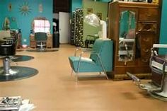 retro beauty salon - Bing Images