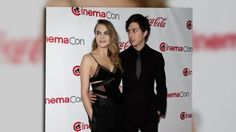 Cara Delevingne y Rose Byrne son ganadoras del CinemaCon Awards