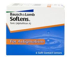 BAUSCH & LOMB Softlens Toric (6P)