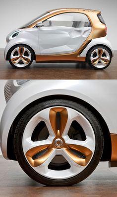 BASF Develops Plastic, Injection-Molded Automotive Rims - Core77