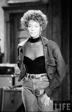 Image result for whitney houston fashion