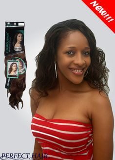 Luxurious Brazilian Human Hair Extension by www.perfecthair.com/gallery
