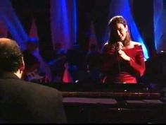 Linda Eder singing 'Someone Like You' with Frank Wildhorn on the piano. Seriously, this is one of the most beautiful songs ever written...