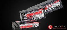 Accu LiPo Team Orion Carbon Pro Ultra approuvés ROAR