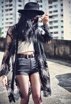 ☯✰ grunge, alternative & dark fashion ✰☯