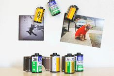 make your own film canister magnets!