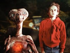 E.T., 1982.  who didn't cry while watching this!