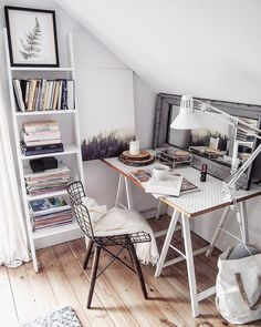 Get the home office design youve ever wanted with these home office design ideas! Feel inspired by the unique ways you can transform your home office! Decor, Furniture, Interior, Home Decor Bedroom, Home Decor, Home Office Design, Pinterest Home, Cosy House, Office Design