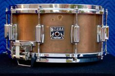 TAMA 1980 Mastercraft Bell Brass Snare Drum BB-156 - http://musical-instruments.goshoppins.com/percussion/tama-1980-mastercraft-bell-brass-snare-drum-bb-156/