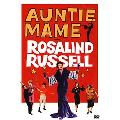 Auntie Mame Rosalind Russell as everybody's favorite naughty aunt. Little orphaned Patrick Dennis comes to live with his drinky, amorous, wealthy Auntie Mame Rosalind Russell, Auntie Mame, Old Movies, Vintage Movies, 1960s Movies, Movies Free, Indie Movies, See Movie, Movie Tv