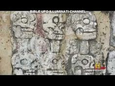 HISTORY CHANNEL ALIEN CITIES UNDERGROUND, HOLLOW EARTH AND PLANETS NEW JUNE 2011 ALIENS UFOS