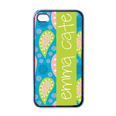 Personalized Iphone 4 Cell Phone Case $22