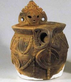 縄文土器 [ Jōmon Pottery ]                                                                                                                                                                                 もっと見る