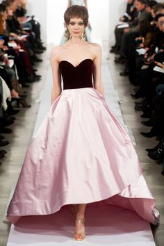 OSCAR DE LA RENTA COLLECTION 2014FW - The Cut