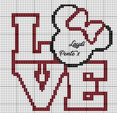 Santa Cross Stitch, Cross Stitch Love, Beaded Cross Stitch, Cross Stitch Alphabet, Cross Stitch Charts, Cross Stitch Designs, Cross Stitch Embroidery, Cross Stitch Patterns, Flower Embroidery Designs