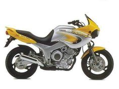 #yamaha tdm 850 1999 #motorcycles