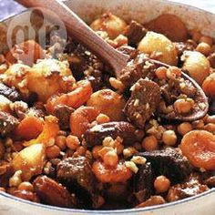 Lamb Apricot Tagine @ allrecipes.com.au