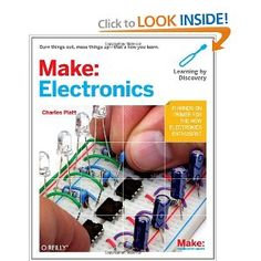 Make: Electronics (Learning by Discovery) [Paperback]