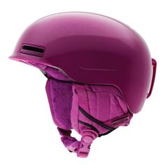 Smith Optics Allure Helmet, Large, Bright Plum Alpenglow >>> More info could be found at the image url.