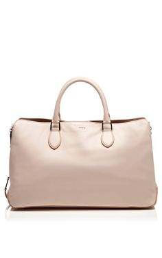 Leather Tote Bag by Rochas