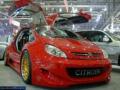 Awesome Citroen Xsara Picasso Tuning | Cars - Pictures & Wallpapers, Automotive News, High-Quality Images, Sport, Exotic, Luxury, Expensive Cars photo #Citroen #tuning