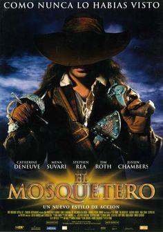 2001 # El mosquetero # tt0246544