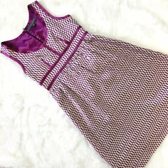 Proenza Schouler Midi Purple Tank Dress Classic a-line styling, scoop neckline, darts to bust and slight empire waist. Perfect condition, the product of Target's designer collaborations. Proenza Schouler Dresses