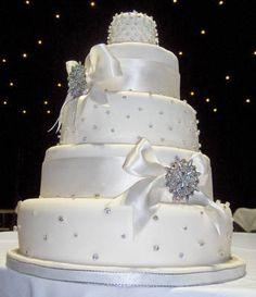 Elegante Wedding Cake!