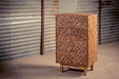 Handcrafted Wood Furniture from Israeli Designer Alon Dodo Photo