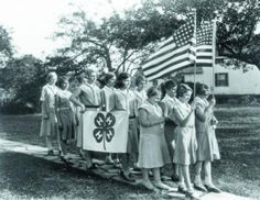 4-H Historical Collection. Click image to read more. #4h