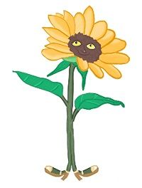 """Today's Moral of the Story is """"It is good to give advice if you are knowledgeable in a subject"""" from the story """"Sunflower Suzie"""""""