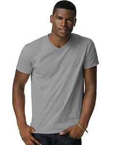 Men's Clothing - Hanes Mens NanoT VNeck TShirt >>> You can find more details by visiting the image link. (This is an Amazon affiliate link)