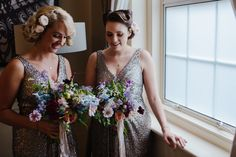 Wedding day   Bridesmaids, bouquets, wedding photography, dresses
