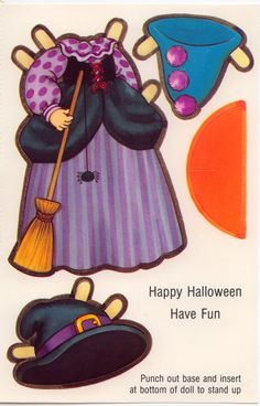 For You Granddaughter - Halloween Card #3