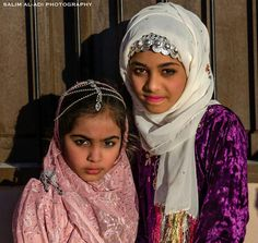 Beautiful Omani Children